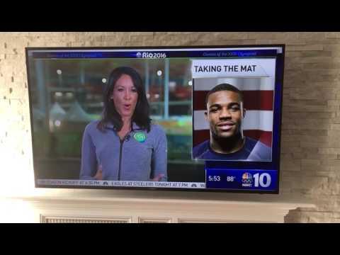 NBC news story with JORDAN Burroughs
