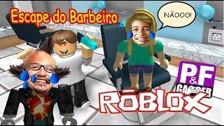 Escape da Barbearia Escape do Cabeleireiro  (Escape the Barber Shop)