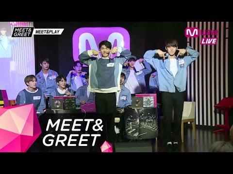 (ENG SUB) Pentagon's Themed Random Play Dance♪ [MEET&GREET]