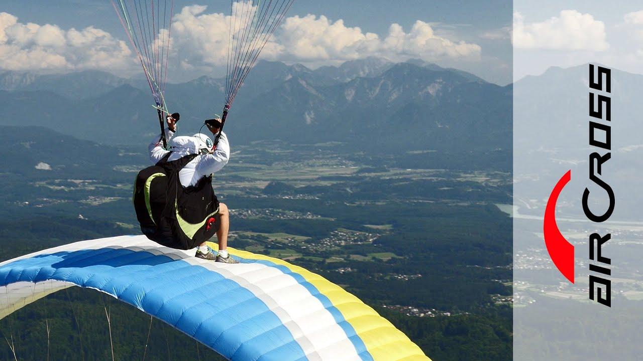 Paragliding acro wallpaper