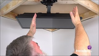 InstallerParts Episode 21 - Swing Arm TV Mount For Under The Counter