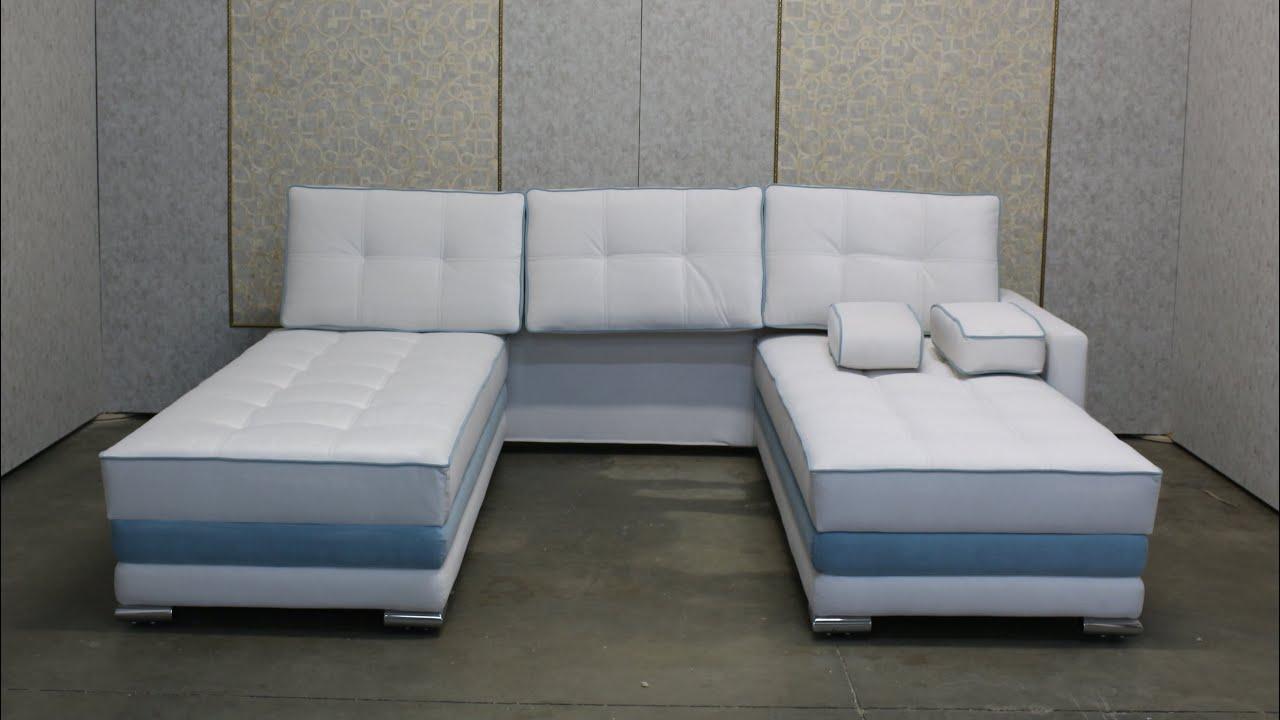 Перетяжка и ремонт мягкой мебели в Одессе - Астериа - YouTube
