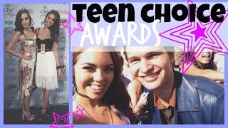 Claudia'sLife: Teen Choice Awards 2014! Thumbnail