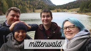 mittenwald: как добраться из Мюнхена и что там делать