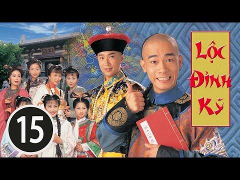 Lộc Đỉnh Ký 15/45(tiếng Việt), DV chính: Trần Tiểu Xuân, Mã Tuấn Vỹ; TVB/1998