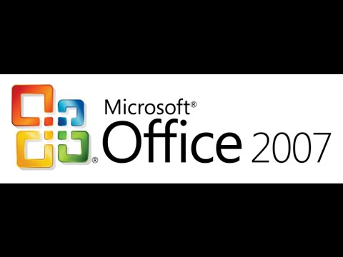 How to install MS office 2007 Full version for lifetime