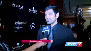 Actor Vikram on his style and being confident | News7 Tamil