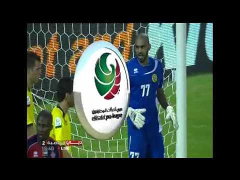 Rodrigo Silva Ittihad Kalba 0x4 Al Shaab