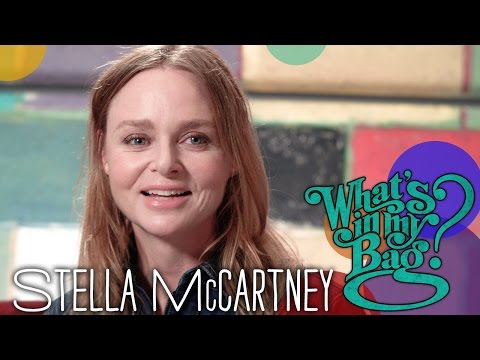 Stella McCartney - What's in My Bag?