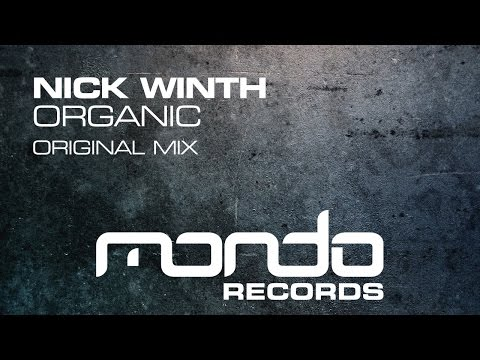 Nick Winth - Organic [Mondo Records]
