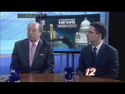 Newsmakers 3/27/2015: Robert Flanders, John Marion