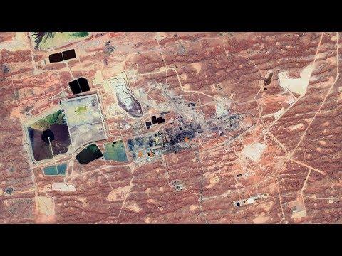 Australian Uranium Mines On Fire 11-27-2018 | Organic Slant