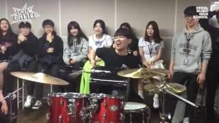 [Drum Battle 2] 차도남 vs 도발남 | 드럼전쟁 시즌2 1라운드⑤