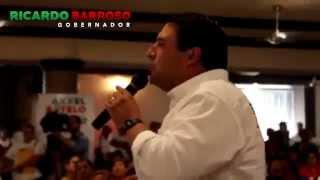 PRI IVONNE ORTEGA Y RICARDO BARROSO RAZONES PARA CAMBIAR