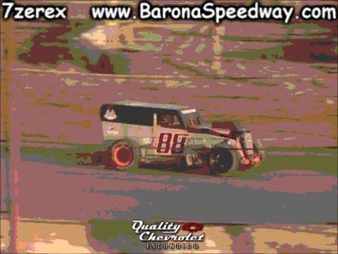 Dwarf Car Heat 3 Barona Speedway 4-22-2017