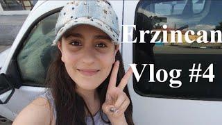 Erzincan Vlog #4||Erzincan Merkez