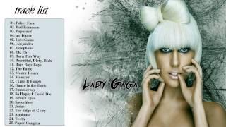 lady gaga greatest hits lady gaga best hits best of the lady gaga 2017