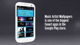 Music Artist Wallpapers for Android