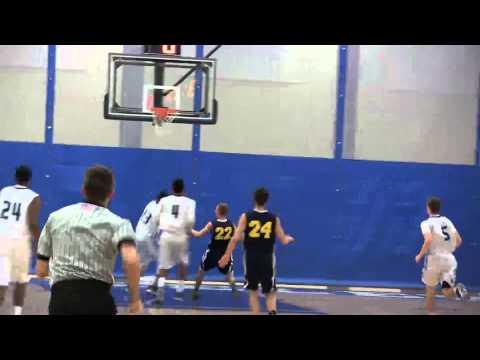 Highlights- Berkeley Prep vs. Sarasota Military Academy (1-17-14)