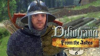 ZOSTAŁEM OTRUTY! [#6] Kingdom Come: Deliverance [DLC]