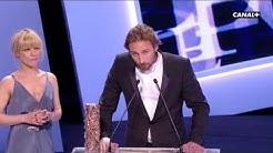 Matthias Schoenaerts - César du Meilleur Espoir Masculin 2013