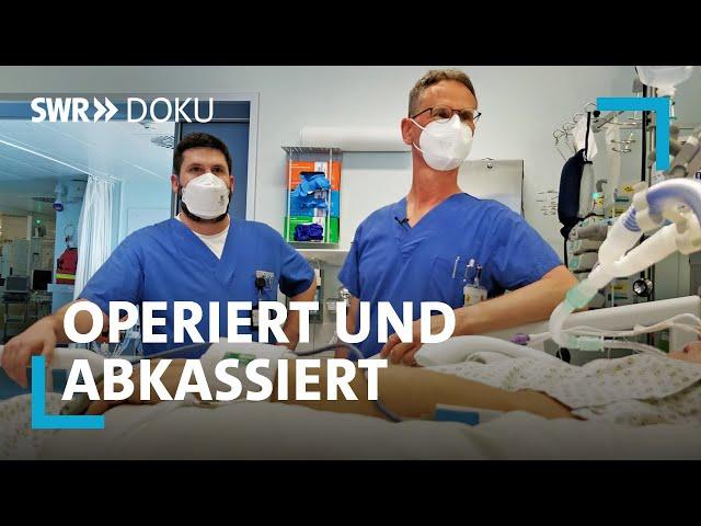 Operiert und abkassiert - Wenn Ärzte Rendite bringen sollen   SWR Doku