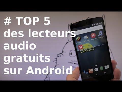 [TOP 5] Meilleurs lecteurs audio gratuits sur Android