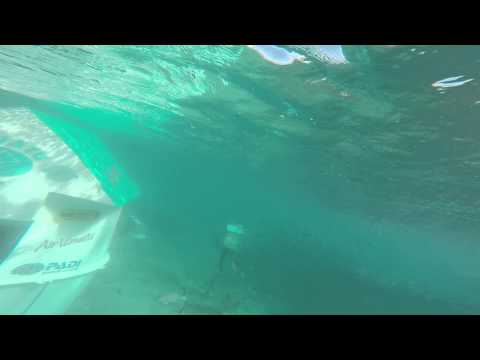 Underwater Post Office - Hideaway Island, Vanuatu