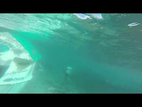 Underwater Post Office - Hideaway Island, Vanuatu