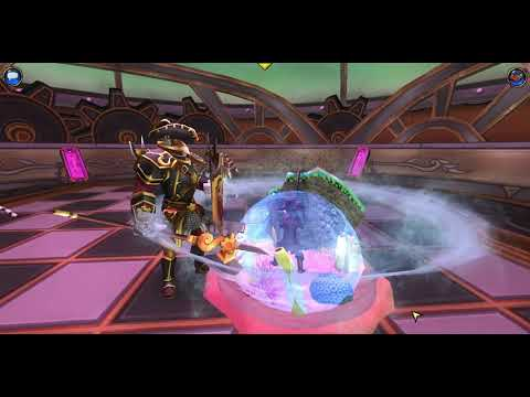 Repeat Pirate101: Soloing Kane on My Swashbuckler by