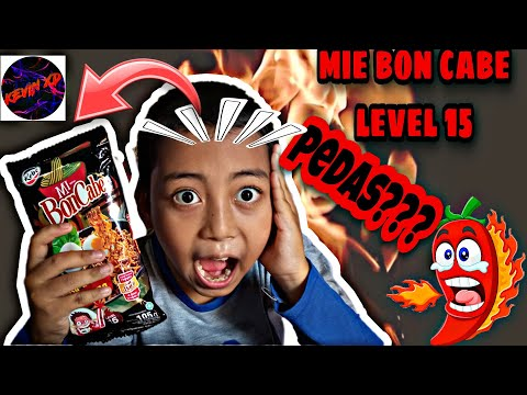 REVIEW MAKAN MIE BON CABE | REVIEW MIE BON CABE RASA MIE GORENG