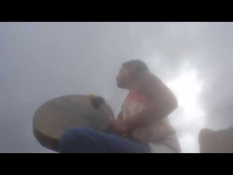 """Gentle Thunder's Journey #3, 5-17-16 Ancestor's song """"Protection"""""""
