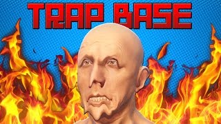 The Oven TRAP BASE - Burning a CLAN Alive | RUST