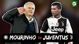 Why Jose Mourinho Should Be The Next Juventus Manager