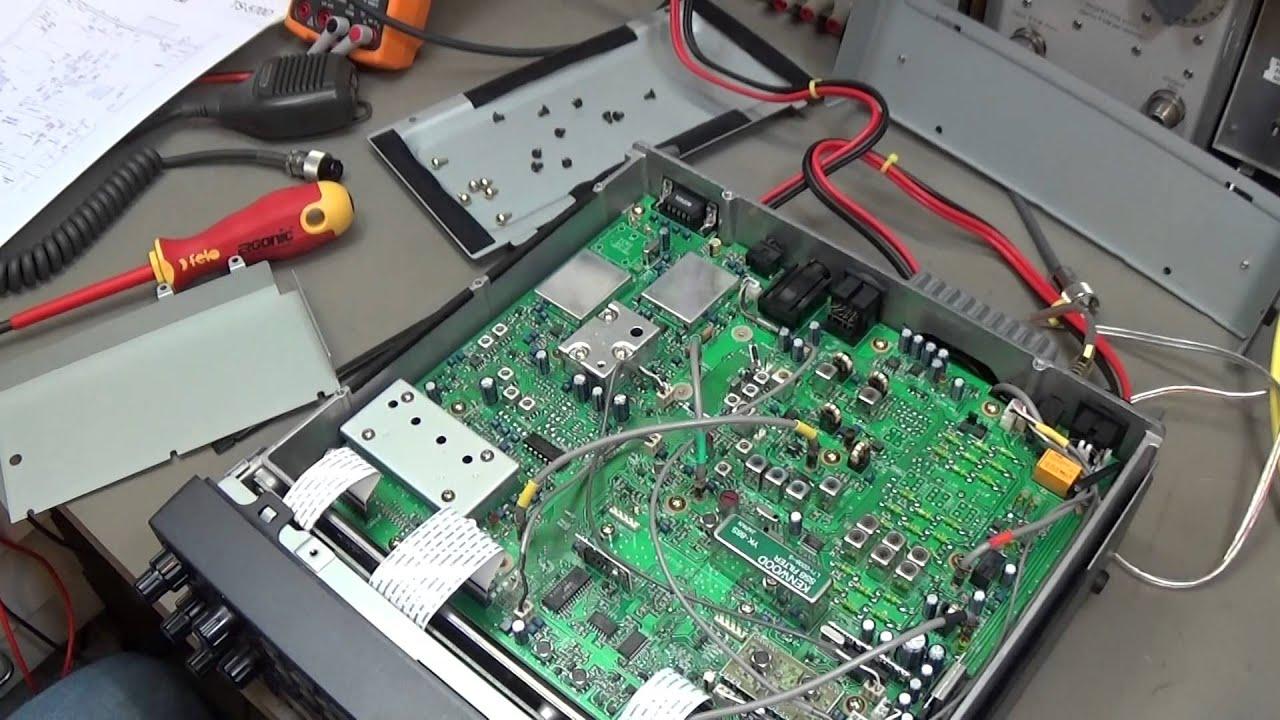 Solve Kenwood TS-570 problem