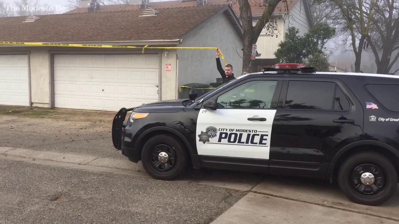 officer-involved shooting in modesto