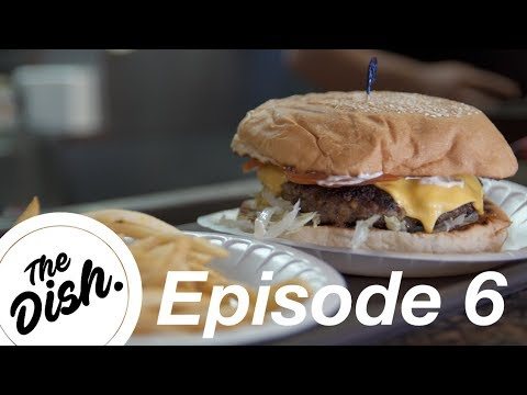 The Dish: Meskla Dos Maga'låhi Burger