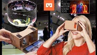 Salone di Tokyo Virtual Tour | 360° Video