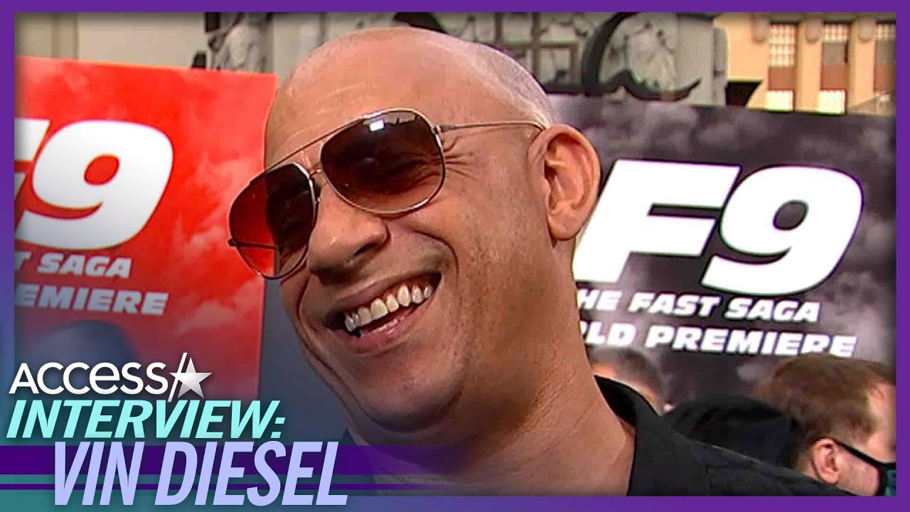 Vin Diesel Says Paul Walker Is 'The Most Important Presence'