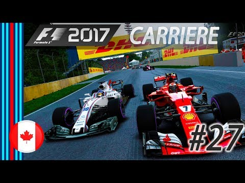 F1 2017 Mode Carrière S2E07 [FR] - DÉCLARATION DE GUERRE ?