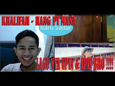 KHALIFAH #HANG PI MANA -INDONESIAN REACT TO MALAY SONG #19