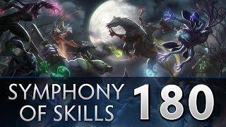 Dota 2 Symphony of Skills 180