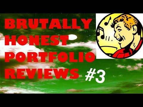 BRUTALLY HONEST PORTFOLIO REVIEWS #3