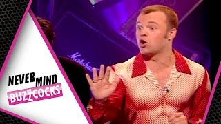 Detachable Penis King Missile | Graham Norton, Sean Hughes & Shovell | Never Mind The Buzzcocks
