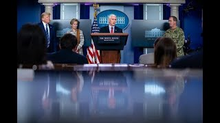 April 6, 2020 | Members of the Coronavirus Task Force Hold a Press Briefing