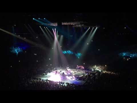 Metallica - Unforgiven LIVE (Royal Arena Copenhagen 3. feb. 2017)