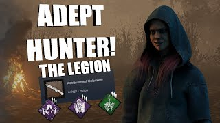ADEPT LEGION! | Dead By Daylight LEGION Achievement
