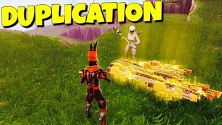 *OMG* NEW DUPLICATION GLITCH !! Easy Tutorial (Not Clickbait) Fortnite Save The World