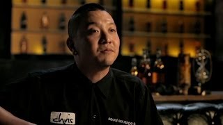 Johnnie Walker Presents Chris Oh: Real Estate Agent, Celebrated Chef