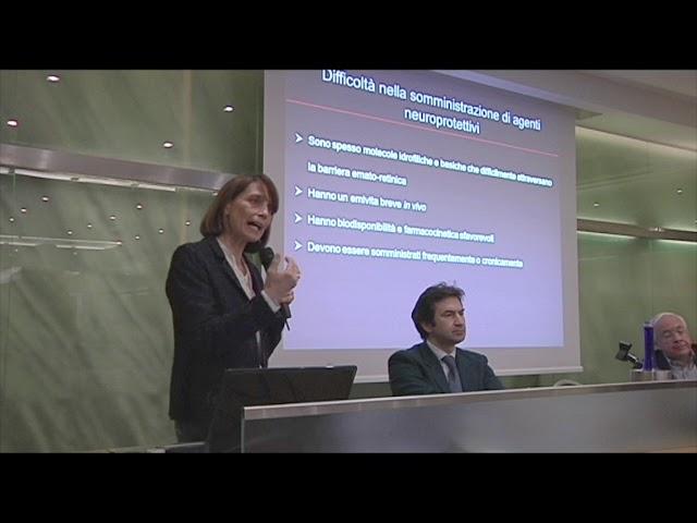 Dott ssa Marigo Convegno Retina Itala 2018